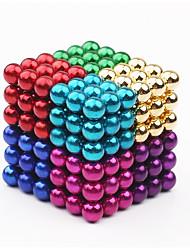 Jouets Aimantés Pièces MM Soulage le Stress Kit de Bricolage Jouets Aimantés Modèle d'affichage Puzzles 3D Balle magique Jouet Educatif