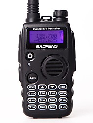 Baofeng uv-a52 walkie talkie uhf banda dual bf a52 cb radio 128ch vox camo color doble pantalla transceptor para la radio de caza
