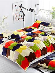Flanelle Bande Polyester couvertures