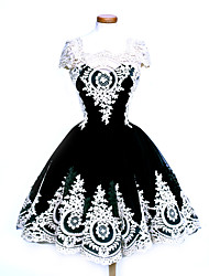 Steampunk®Victorian Dress Gothic Period Lolita Dress