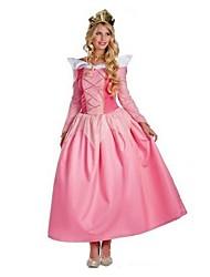 Costumes de Cosplay Bal Masqué Princesse Conte de Fée Cosplay Fête / Célébration Déguisement d'Halloween Rose Rétro Robes Halloween