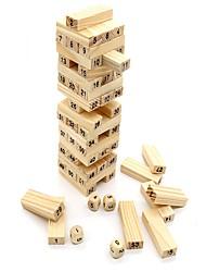 Конструкторы Обучающая игрушка Для получения подарка Конструкторы Прямоугольный Дерево Все возрастные группы Игрушки