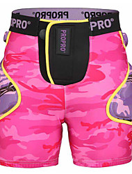 PROPRO SP-010 Motorcycle Knee Hooded Set Teenager Adult Roller Skateboarding Male & Female Shock Pants Protective Case