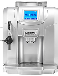 (MEROL) ME-712 Coffee Machine Fully-automatic Living Room 220VWater Resistant / Water Proof Multifunction Cute Low Noise Power light indicator Low