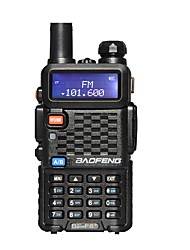 Baofeng bf-f8 plus bf-f8 mini talkie-walkie 5w 136-174mhz 400-520mhz vhf / uhf émetteur-récepteur portatif à double bande radio