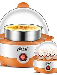 Lingrui Egg Cooker Single Eggboilers Multifunction Creative Low Noise Power light indicator Detachable Upright Design 220V