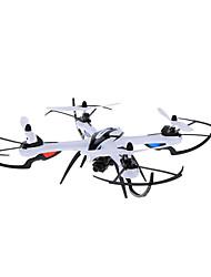 Drone H16-1 Canal 4 Com Câmera HD de 5.0MP Vôo Invertido 360° Quadcóptero RC Chave de Fenda Hélices Manual Do Usuário