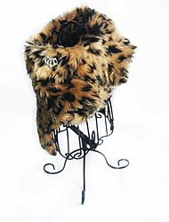 Собака Жилет Одежда для собак Мода Леопардовый принт Цвет-леопард