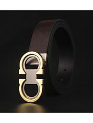 Men's Alloy Waist Belt,Office/Business Others