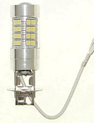 Sencart 1pcs h3 pk22s pour kit de phare pour voiture bulbe éclairage de la tête d'éclairage de la lampe (blanc / rouge / bleu / blanc