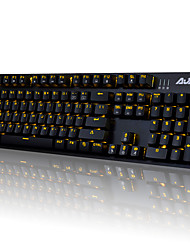 AJAZZ-AK52 Mechanical keyboard  Gaming keyboard USB Blue Switches Single Color Backlit