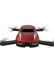 Drone GW 186 4 canaux 6 Axes Avec l'appareil photo 0.3MP HDTenue de hauteur Retour Automatique Mode Sans Tête Vol Rotatif De 360 Degrés