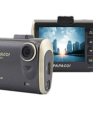 PAPAGO Gosafe525 1296P 155 Angle 2.0 Inch Car DVR Night Vision