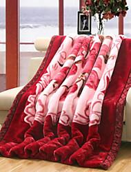 Flanelle Fleur Autre couvertures