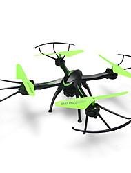 Drone JJRC H98WH Green 4 Canaux 6 Axes Avec l'appareil photo 0.3MP HD FPV Retour Automatique Mode Sans Tête Vol Rotatif De 360 Degrés