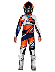 Motorcycle Suit Breathable Comfortable Off-Road Suit Off-Road T-Shirt Cross-Pants