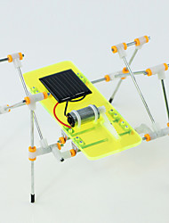 DIY Robot Solar Energy Handiwork Novelty Toys