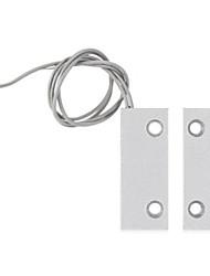 Mc - 52 металлический проводной магнитный оконный / дверной датчик контактный сигнал с двумя проводами для качения двери