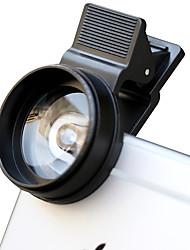 cherllo 028 lente do telefone móvel 12.5x lente macro externa para iphone 8 7 samsung galaxy s8 s7