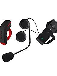 Moto Kit Piéton Bluetooth Style de pendaison d'oreille Télécommande
