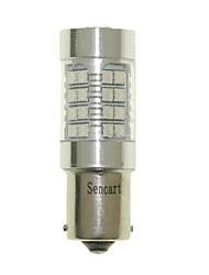 Sencart 1pcs 1156 ba15s p21w ampoule led lampe de signalisation de lumière de clignotant de voiture (blanc / rouge / bleu / blanc chaud)