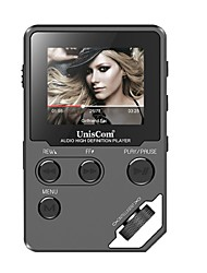 Uniscom HiFi MP3 Loss of Sound Quality Portable Recording MP4 Extensible 128GB