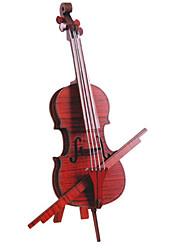 Набор для творчества 3D пазлы Пазлы Игрушки Пианино Скрипка Музыкальные инструменты Лошадь Архитектура Карусель 3D моделирование