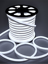 25W Strisce luminose LED flessibili 3000 lm AC220 V 3 m 360 leds Bianco caldo Bianco Rosso Giallo Blu Verde Rosa