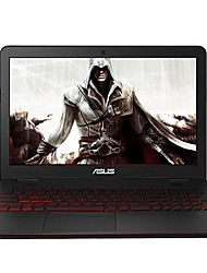 ASUS Ordinateur Portable 15.6 pouces Intel i7 Quad Core 8Go RAM 1 To 128GB SSD disque dur Windows 10 GTX960M 4Go