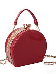 Damen Taschen Ganzjährig PU Abendtasche mit für Hochzeit Veranstaltung / Fest Normal Formal Blau Gold Schwarz Rote