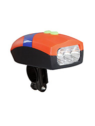 Front Bike Light LED LED Cycling Outdoor Lighting Lights AAA Lumens Battery Natural White Everyday Use Cycling/Bike Outdoor