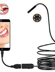 5,5 мм диаметр объектива микро эндоскоп hd водонепроницаемый специальный фокусное расстояние 1,5 см для обследования лицевых функций и