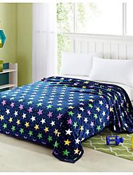 Super Suave Geometrico Algodão cobertores