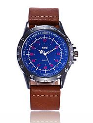 Per uomo Orologio alla moda Orologio da polso Orologio braccialetto Creativo unico orologio Orologio casual Cinese Quarzo Quadrante grande