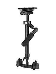 Asj-s60 алюминиевый сплав портативный стабилизатор slr камера стабилизатор видео маленький stanni kang амортизатор