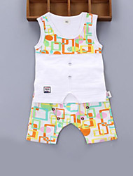 Boys' Others Sets,Cotton Summer Clothing Set