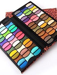 82-Colors Wallet Eyeshadow Kit Super Shimmer Eye Makeup