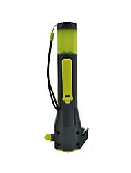 Meknic DT-01 Multi-Function Car Safety Hammer Alarm Emergency Lights Flashlight Manual Power Generation Function