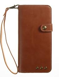 pour porte-cartes porte-porte porte-monnaie avec support flip carrosserie magnétique plein corps solide pu dur cuir pour samsung galaxy s8