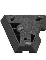 andoer v-mount v-lock adaptateur adaptateur pour v-mount alimentation batterie pour dslr caméras vidéo