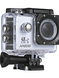 Mini Caméra Haute Définition WiFi Imperméable Facile à transporter Grand angle 4K