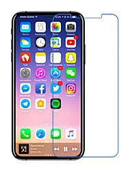 Закаленное стекло Защитная плёнка для экрана для Apple iPhone X Защитная пленка для экрана HD Уровень защиты 9H 2.5D закругленные углы