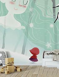 С принтом Обои Для дома модерн Облицовка стен , Чистая бумага материал Клей требуется обои , Обои для дома