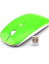 Slim 2.4g souris optique de bureau
