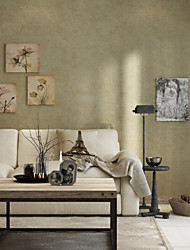 С принтом Обои Для дома архаический Облицовка стен , Чистая бумага материал Клей требуется обои , Обои для дома
