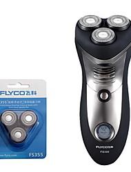 FLYCO FS356 Electric Shaver Razor Spare Head 100240V Quick Charging