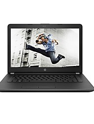 HP Laptop 14 pollici Intel Celeron Dual Core RAM SSD da 128 GB disco rigido Windows 10 Intel HD