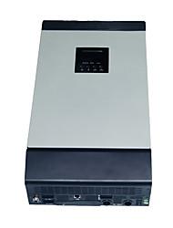 1kva чистый синусоидальный гибридный солнечный инвертор встроенный 50a pwm солнечный контроллер заряда для домашнего использования ps-1k