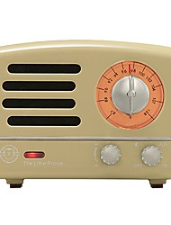 MAO KING MW-2A Портативный радиоприемник Bluetooth Желтый