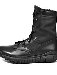 IODSON 黑色超轻作战靴  CQB Кроссовки для ходьбы Беговые кроссовки Альпинистские ботинки Охота Обувь Муж. Жен. Противозаносный Пригодно для носки
